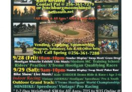 CELEBRATION OF SPEED: MOTORCYCLE RALLY, RACING & FESTIVAL