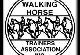 WALKING HORSE TRAINERS ASSN HORSE SHOW